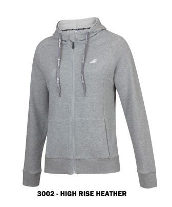 EXERCISE HOOD JACKET WOMEN