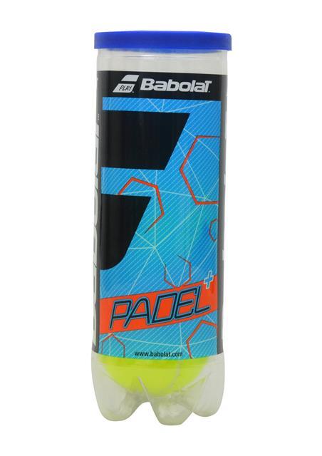 PADEL +  x3 BALL