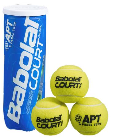 COURT PADEL x3 BALL