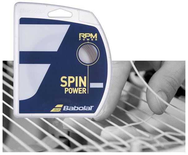 RPM POWER 1.25 SAITE INKL. BESPANNUNGSARBEIT